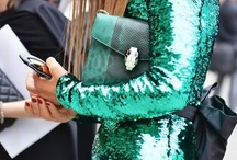 Color: Going Green / PANTONE COLOR OF THE YEAR- Emerald Green #Emerald #Green