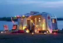 GYPSIES / Airstream glamping / by David Clemens