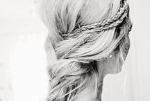 Hair and Makeup / by Marina Hoggan