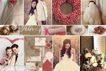 Aubrey-approved wedding ideas / by Diana Evans