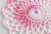 Doily's,Thread, fine Fiber / Doily, clothing, cotton thread use's