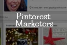 Pinterest Marketers  / This board is dedicated to helping you find other incredibly passionate Pinterest marketers. These resources do not link directly any blog post but instead will take you directly to their accounts.