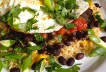 healthy recipes / by Becky Carkuff