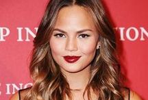 Holiday Party Beauty Guide / Turn heads at your next holiday party with these makeup and hair ideas.