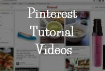Pinterest Video Tutorials / Find out how to use Pinterest through these great videos. This way you're able watch what you learn within Pinterest and make the changes right away without going back and forth with YouTube. Have a question about Pinterest you want answered, e-mail me Vincent at vince@mcngmarketing.com