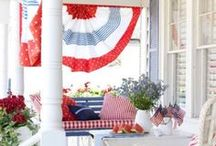 Festive | USA / Great ideas for your Labor Day celebration!