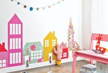 girls room / Decoración infantil