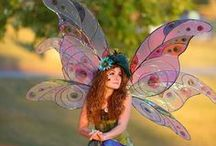 Fairy Day / Midsummer Fairy Party / For International Fairy Day (June 24) or Midsummer (June 21)