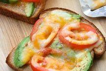 Snack Ideas / by Marina Hoggan