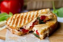 Foodie | National Panini Month / August is National Panini Month. Celebrate with these delicious panini recipes!