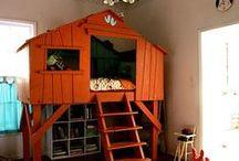 Kiddo Bedroom Ideas