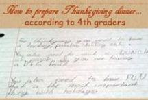 Thanksgiving-Fall