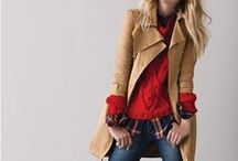 Style Me // Fall + Winter / Outfit inspiration for Fall & Winter / by Donna Hale