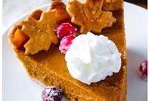 Thanksgiving | Desserts & Treats