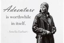 Amelia Earhart and Women Who Fly
