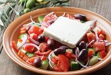 Tasting Local Flavors / Discover the Local Flavors of the Island of Rhodes Greece