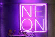 Say It In NEON / Neon signs