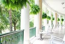 Porches / Decorating and design ideas for your home porch!