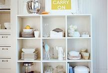 Shelving / Shelving ideas to organize your home and decorate at the same time!