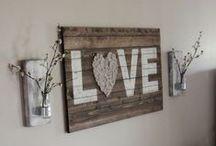 Craft - DIY Wall Art / by Anne Vesco