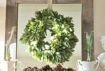 Christmas / Decorate your home for Christmas.