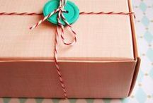Gift Ideas / Gift Ideas for Birthdays, Holidays and other special occasions.