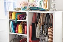 It's Ꮗise to Organize / clever and sometimes brilliant ways to organize your schtuff