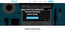 WordPress Themes / Awesome free & premium WordPress themes you can use to update your web design in minutes.