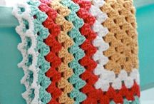 Go Crochet ;) / Crochet with all colors, mix patterns, love everything we can do with so many yarns