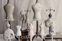 {Dress} ʄօʀʍ & ⓕⓤⓝⓒⓣⓘⓞⓝ aka dressforms / dress forms / vintage and altered dress forms for beauty & function