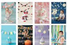 Photography - Backdrop Ideas / by Anne Vesco