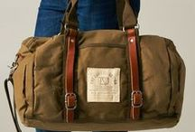 Bags / Bags that get their fill and look good doing it.