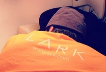 larks around the world / by Lark