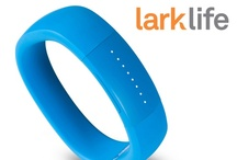 larklife / #LiveSmarter - larklife provides personalized health tips that encourage you to improve your behavior in all aspects of your life. It tracks your meals, activity, and sleep throughout the day every day and then analyzes that data and expert guidance to coach you toward big daily improvements and achieving your long-term health goals. / by lark