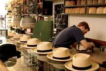 Hats / Cap it off | Men's casual, formal and winter hats.