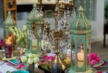 Tablescaping / the art of creating beautiful table settings