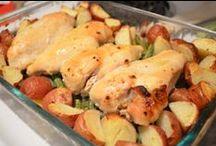 Chicken recipes / by Noelle Norton