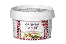 White Cheese by Larsa & inspiration / White cheese  a given part of any meal on all Eastern Mediterranean dining tables. Cut into suitable pieces, they can be enjoyed as both snacks or in a fresh salad.