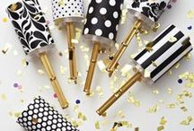 Holidays :: New Years Ideas / Find cute and fun DIY projects for any New Years party.