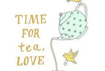 Շεα Ꭾαrtу...Tea Time! / all things TEA.... are so lovely