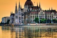 Beautiful Budapest, I was born.... / by EDIT Design
