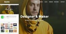 Free PSDs / Awesome & Free PSDs For Web Designers