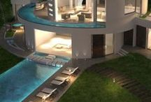 Home - Pools & Outdoor spaces