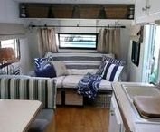Camper organization / Organize your camper with these tips an tricks.