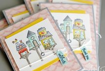 {Cards} PaperJoy / www.etsy.com/shop/paperjoyri  Hand crafted cards made by me using Stampin' Up! products