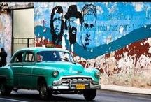 travel | Cuba / An American in Havana; Because I want to see it for myself, I want to see Fidel's Cuba. Because it's been off limits for so long, and isolation breeds defiance and creativity in equal parts. Safe travels. November 2014.