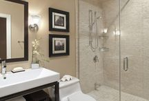 Bathroom remodel / by Amber Howell