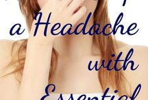 Essential Oils for Headaches / #Essential #Oils #Natural #Remedies for #Headaches available at http://www.biosourcenaturals.com. DISCLAIMER: These statements have not been approved by the Food and Drug Administration and are not intended to diagnose, treat, cure or prevent any disease; and is for educational purposes only.
