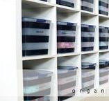 14 Week Organizing Challenge / Tips and Tricks to organize your home or office the right way.