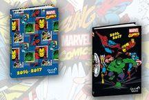 Marvel Comics by Quo Vadis